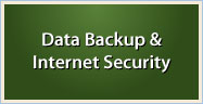 Data Backup & Internet Security
